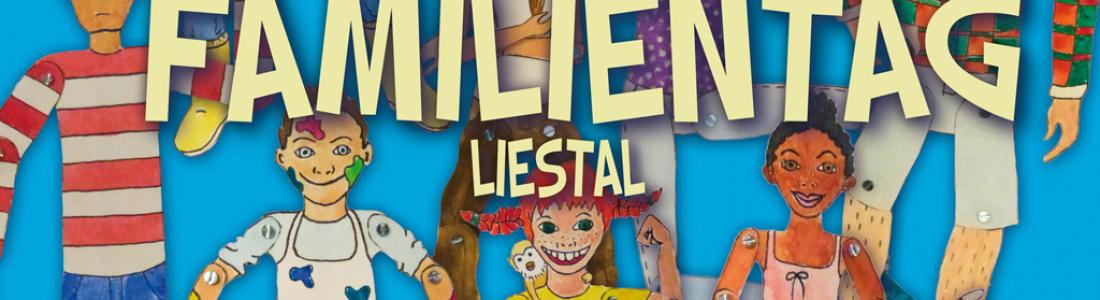 Der Familientag Liestal 2015 kommt